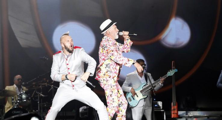 Koncert Dina  Merlina u Sarajevu  Kosevo 26 Jul 2015