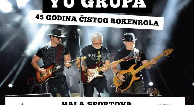 Koncert YU Grupe u Beogradu